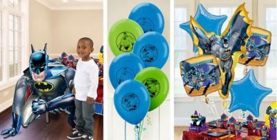 Batman Balloons Party City