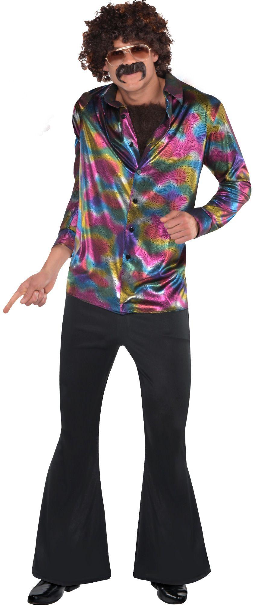 Create Your Look - Men's Disco