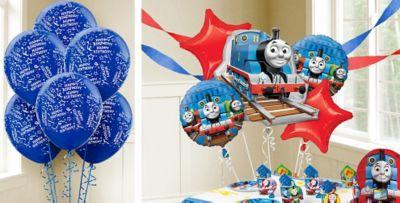 Thomas The Tank Engine Balloons Party City