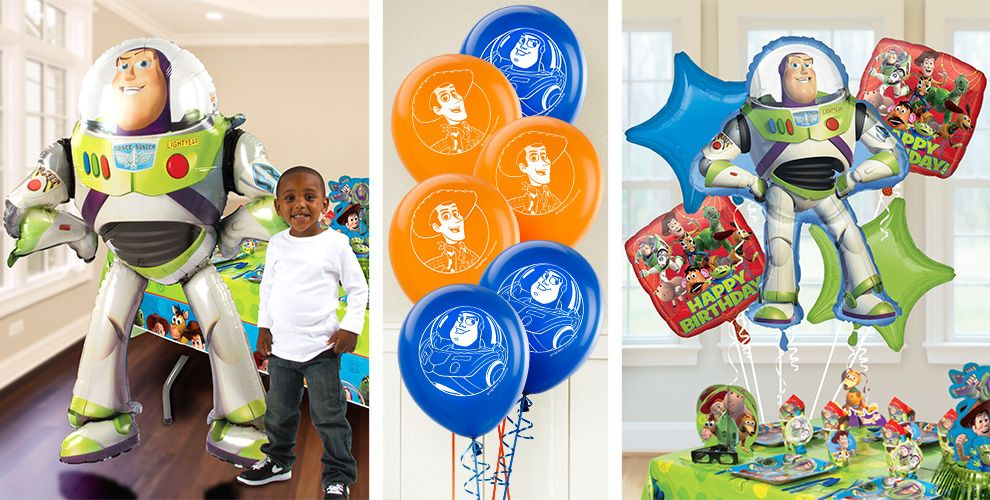 Toys From Party City : Toy story balloons party city