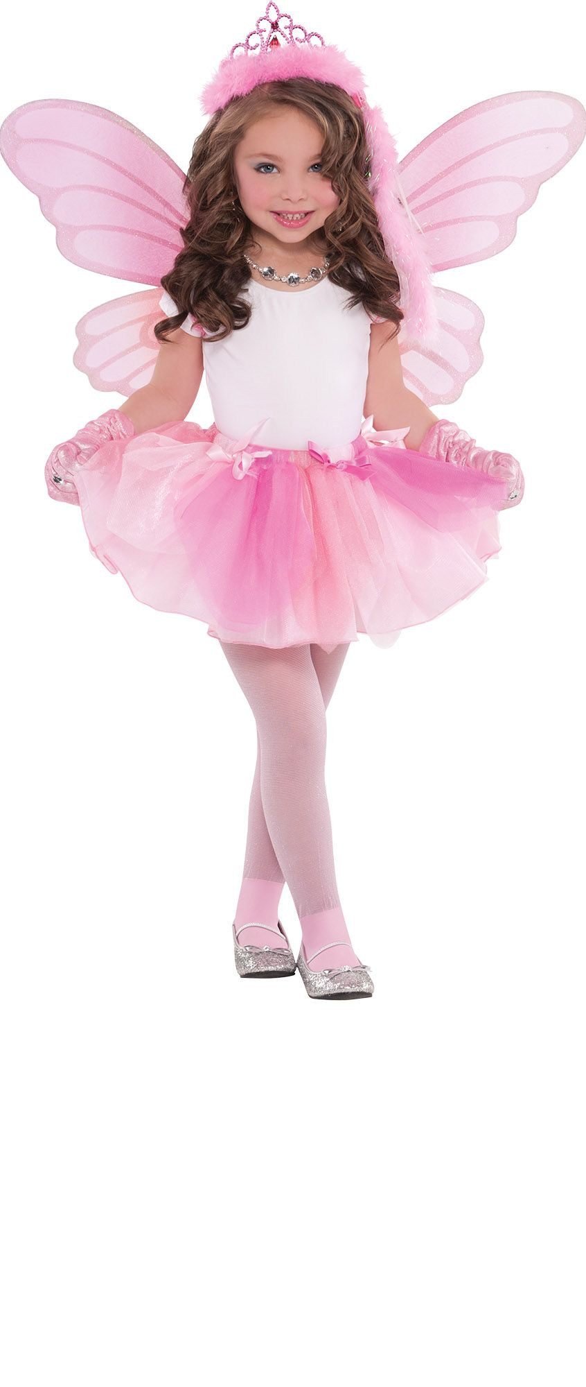 Create Your Own Girls\' Princess Fairy Costume Accessories | Party City