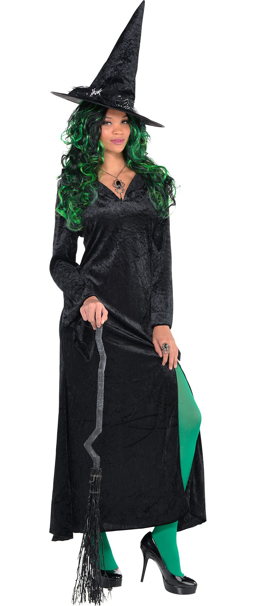 Create Your Look - Women's Basic Witch Dress