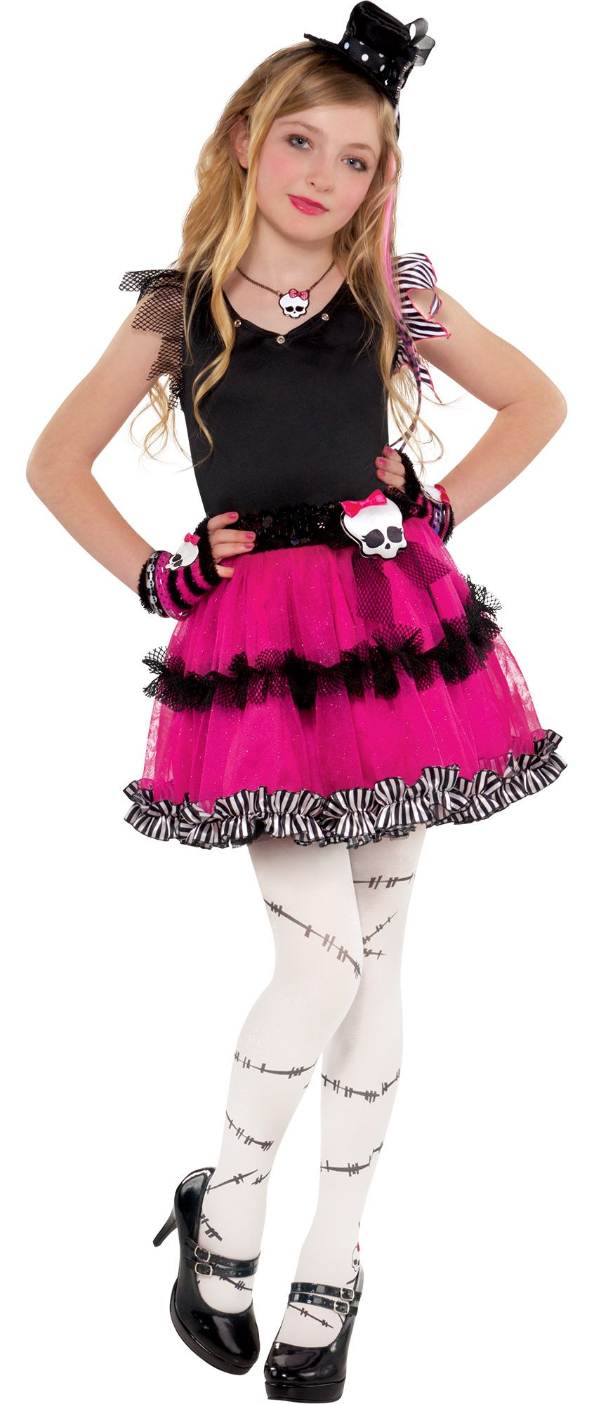 Create Your Look - Girl Monster High Frankie Stein