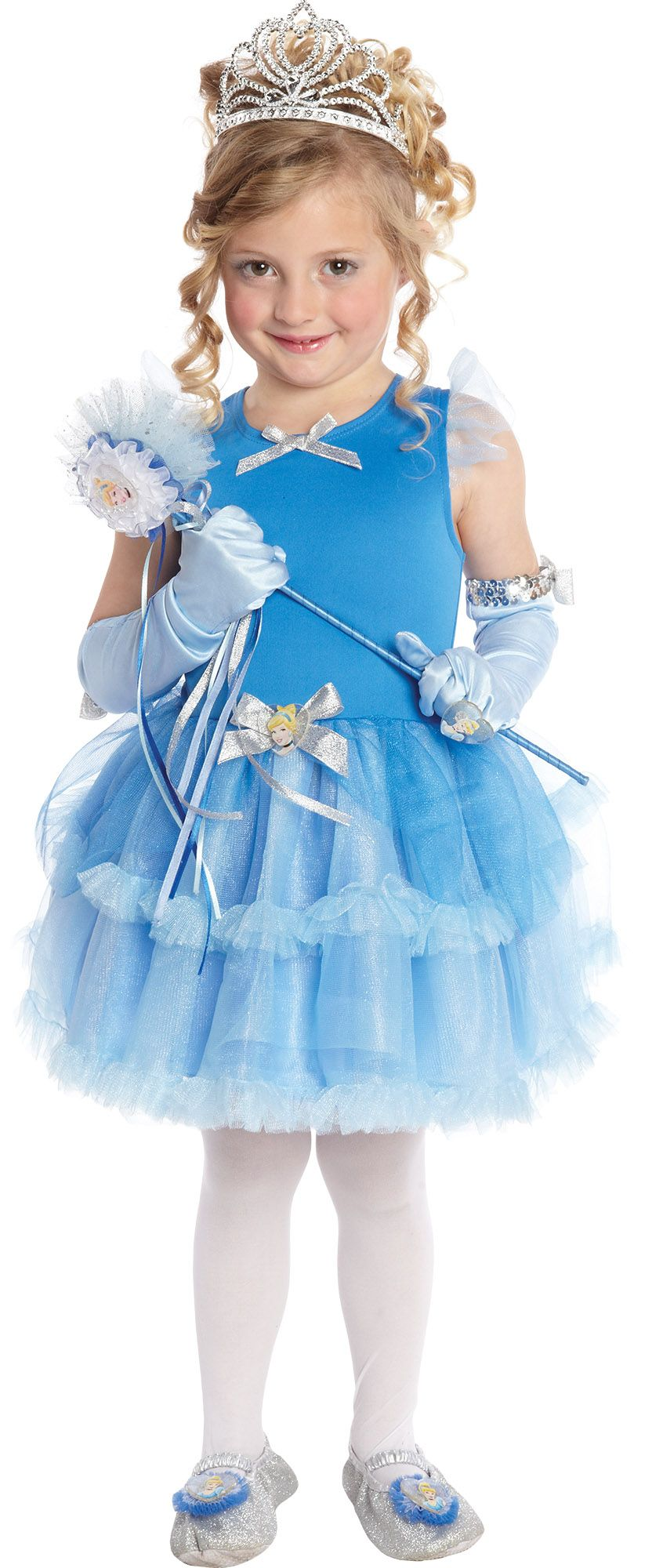 Create Your Own Girls\' Cinderella Costume Accessories | Party City