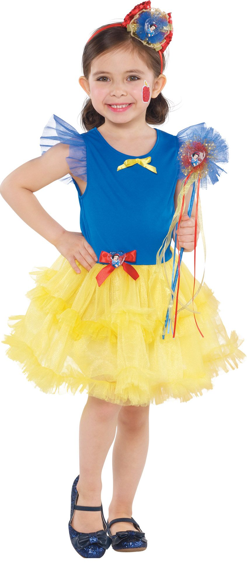 Girl Snow White Disney Princess Create Your Look