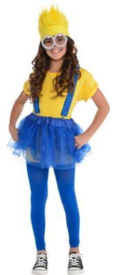Create Your Own Look u2013 Girlsu0027 Minion Accessories  sc 1 st  Party City & Girlsu0027 Minion Accessories | Party City Canada