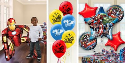Avengers Balloons Party City