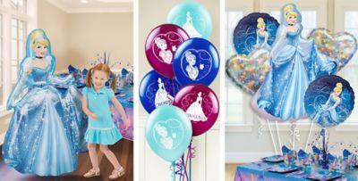 Cinderella Balloons Party City