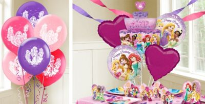 Disney Princess Balloons Party City