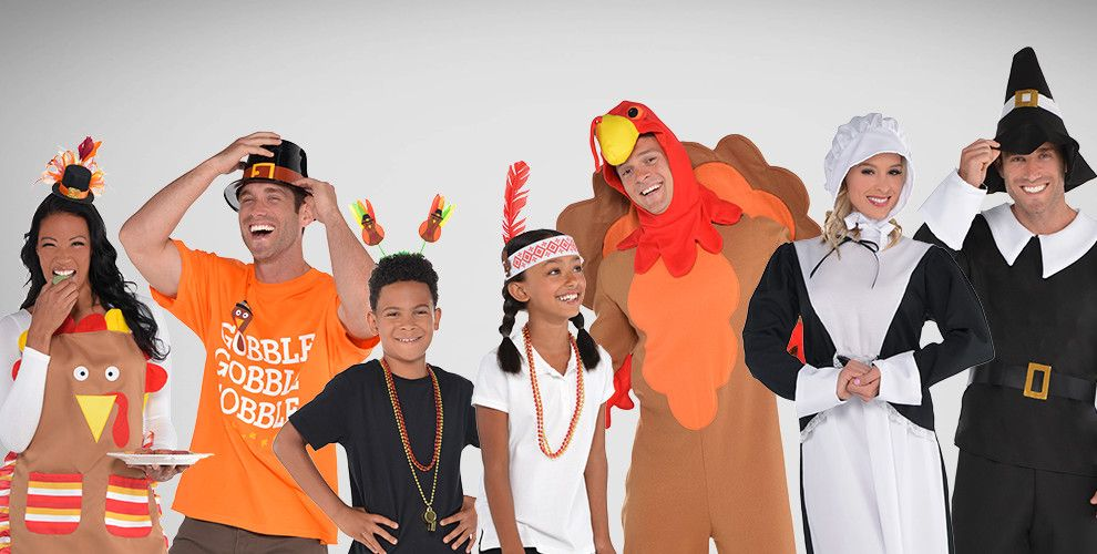Thanksgiving Costumes and Accessories