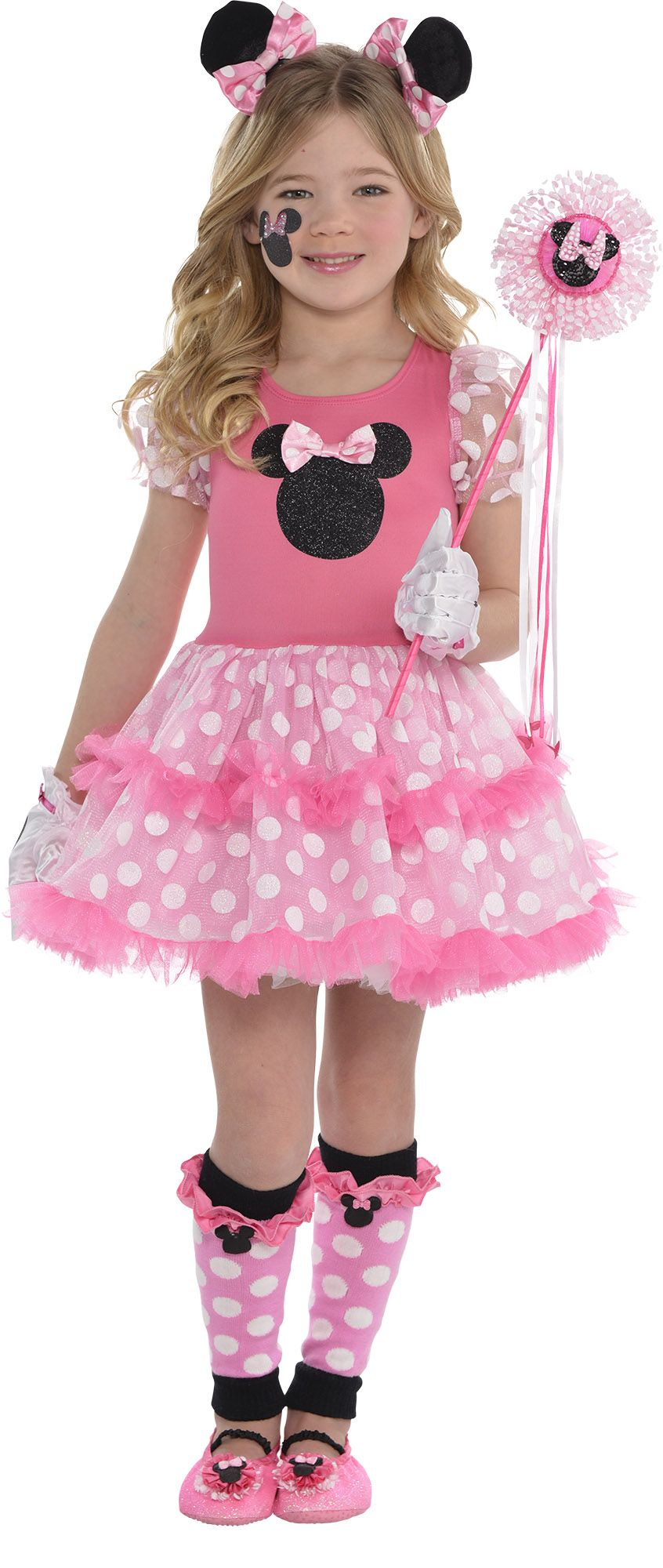 Create Your Own Look - Girl Minnie Mouse Tutu Dress #2