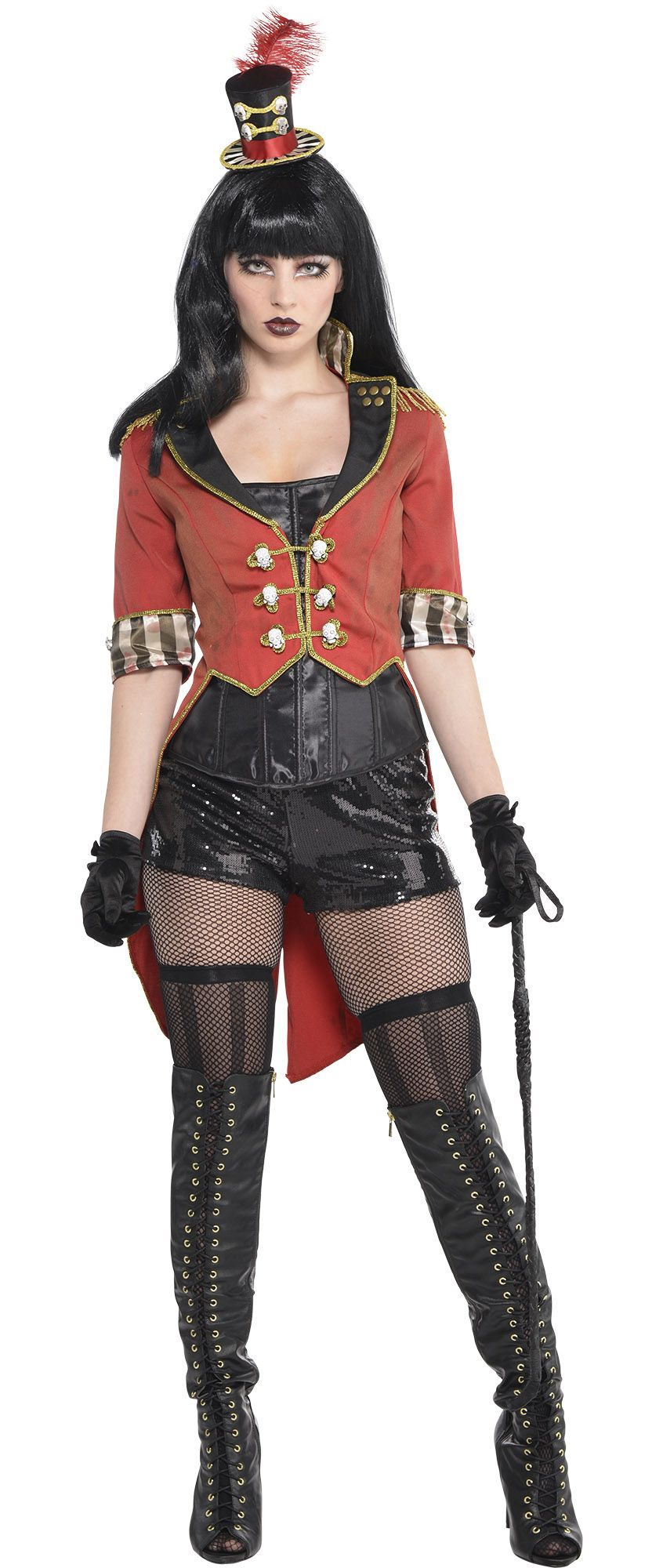 Create Your Own Look - Women's Ringmaster #1