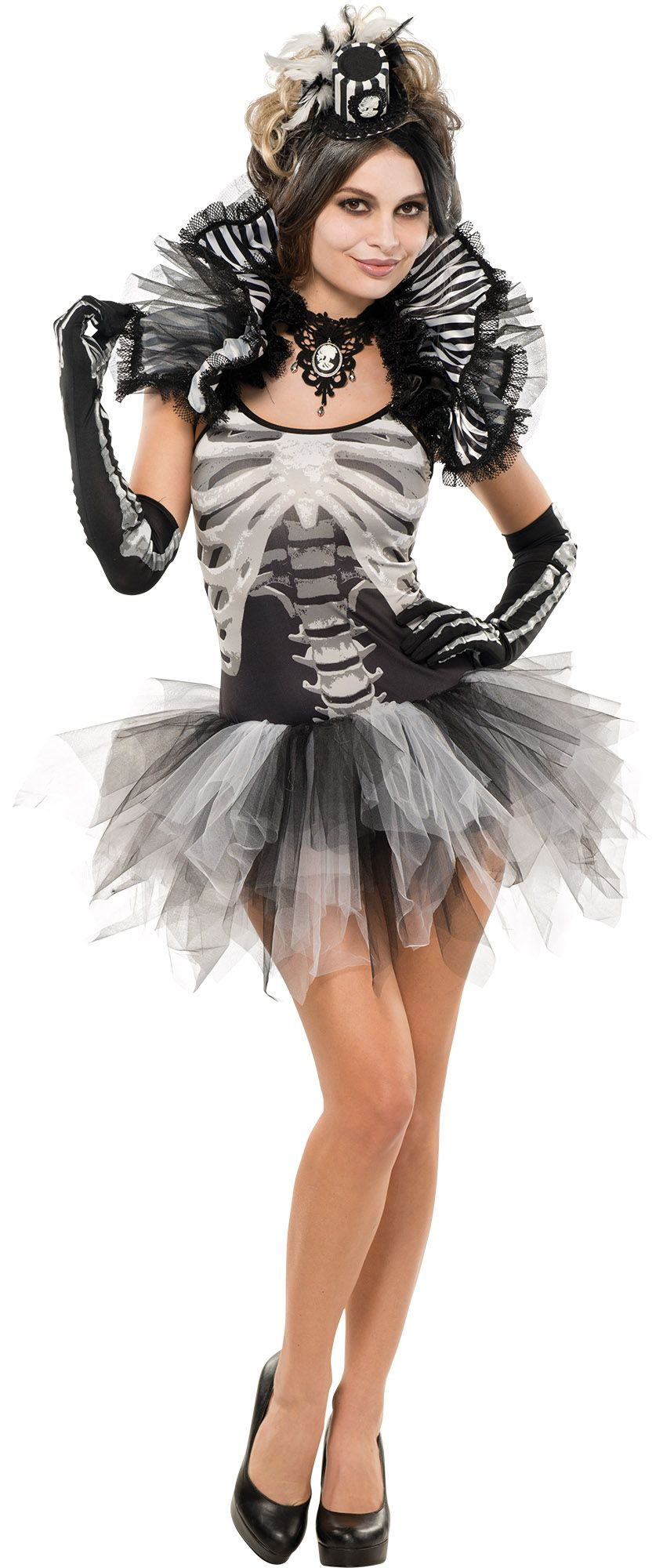 create your own women s skeleton costume accessories party city