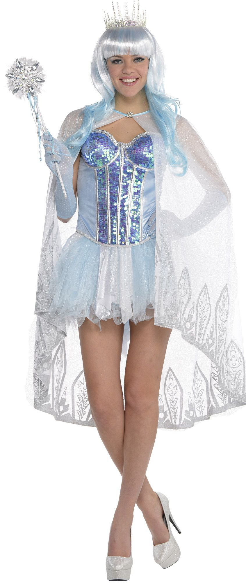 Create Your Own Look - Women's Ice Fairy #1