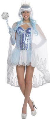 Create Your Own Look - Womenu0027s Ice Fairy #1  sc 1 st  Party City & Create Your Own Womenu0027s Winter Fairy Costume Accessories | Party ...