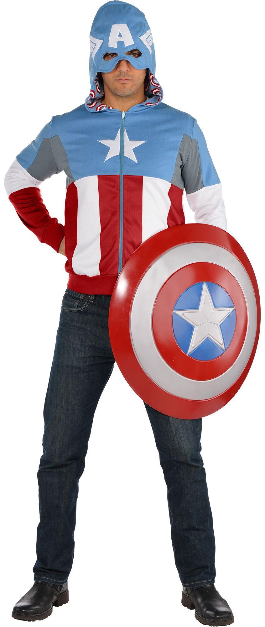 Create Your Own Look - Men's Captain America #2