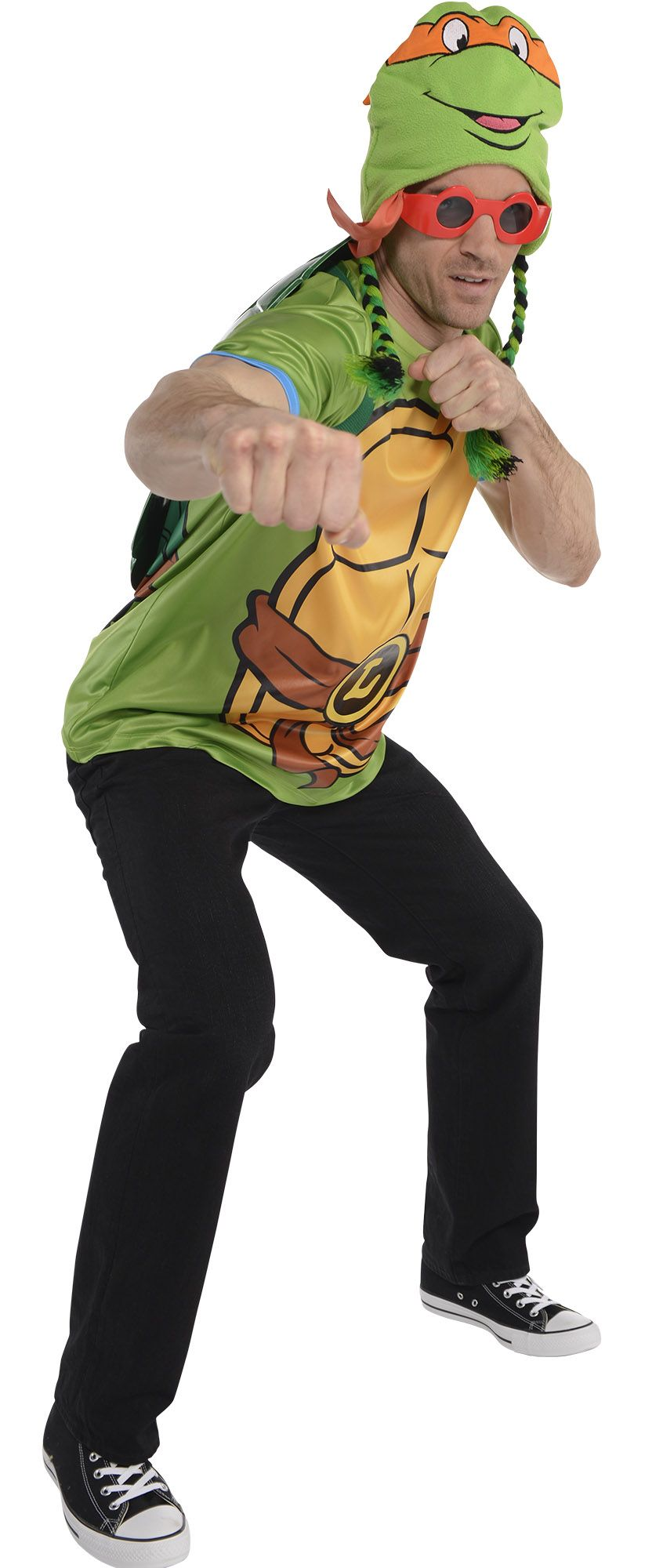 Create Your Look - Male Teenage Mutant Ninja Turtle