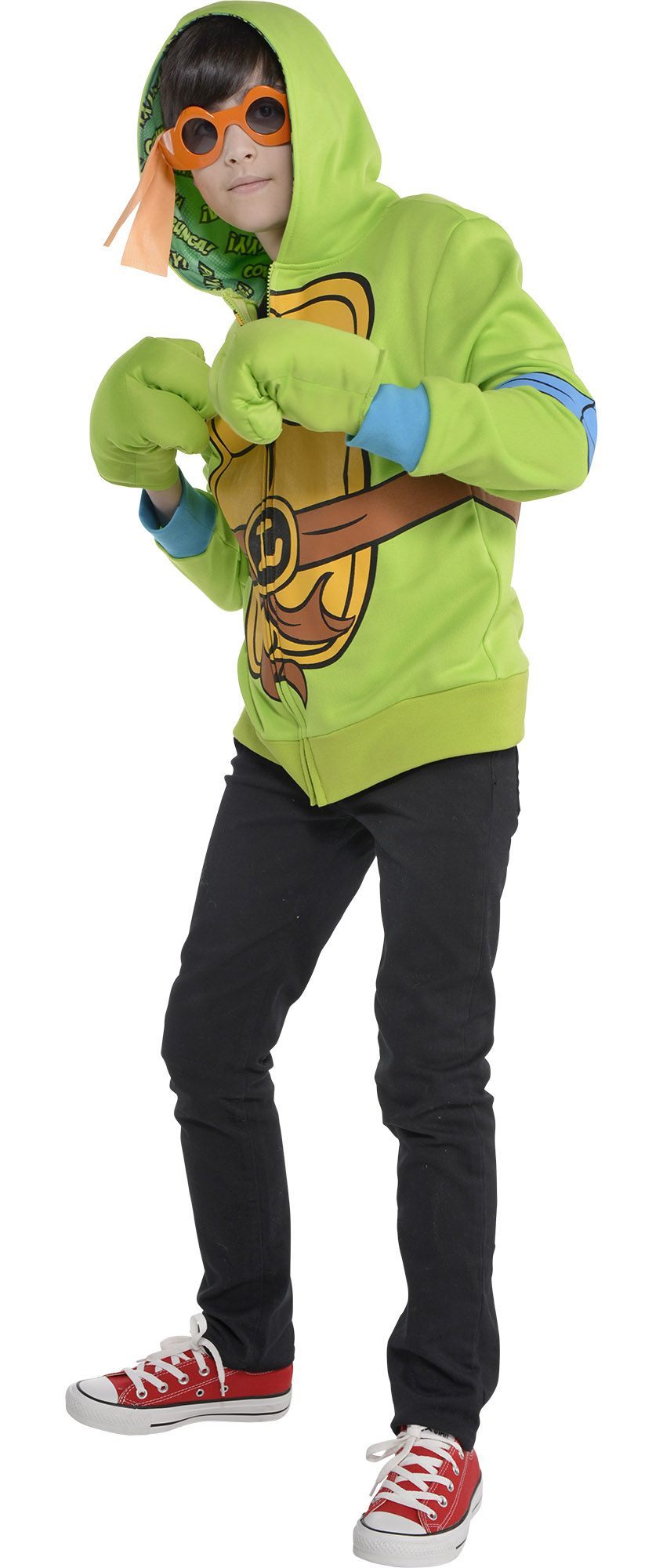 Create Your Look - Boy Teenage Mutant Ninja Turtle