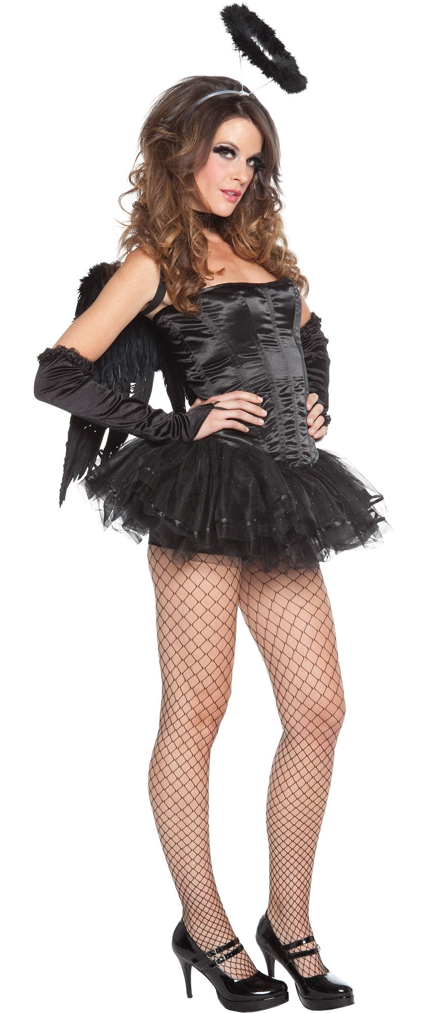 Make Your Costume - Womens Dark Angel Costume