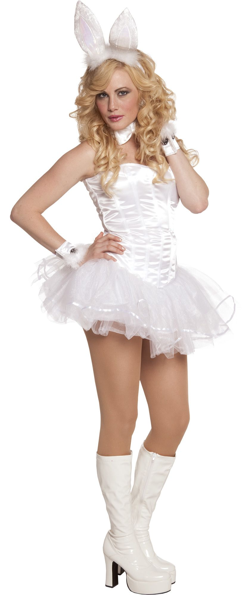 Make Your Costume - Womens Bunny