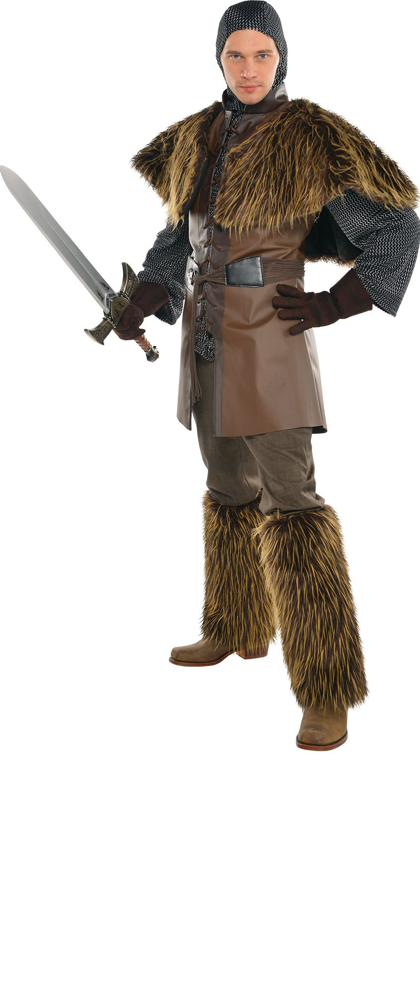Make Your Costume - Mens Watchman Warrior