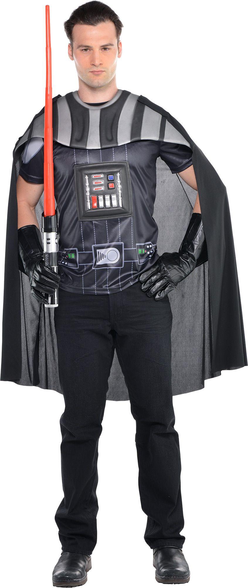 Make Your Costume - Mens Darth Vader #2