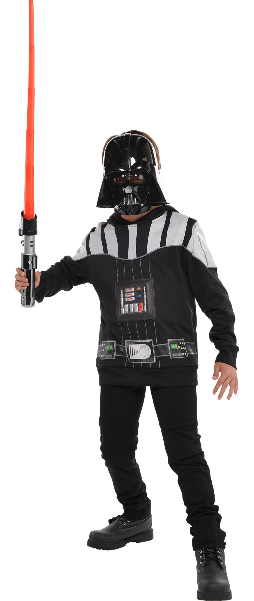 Make Your Costume - Boys Darth Vader
