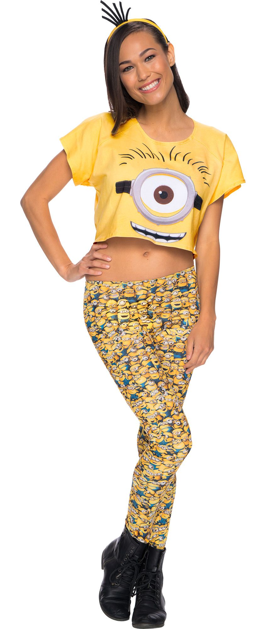 Make Your Costume - Womens Minion #2
