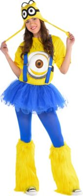 Make Your Costume - Womens Minion #3  sc 1 st  Party City & Womenu0027s Minion Costume Accessories | Party City Canada