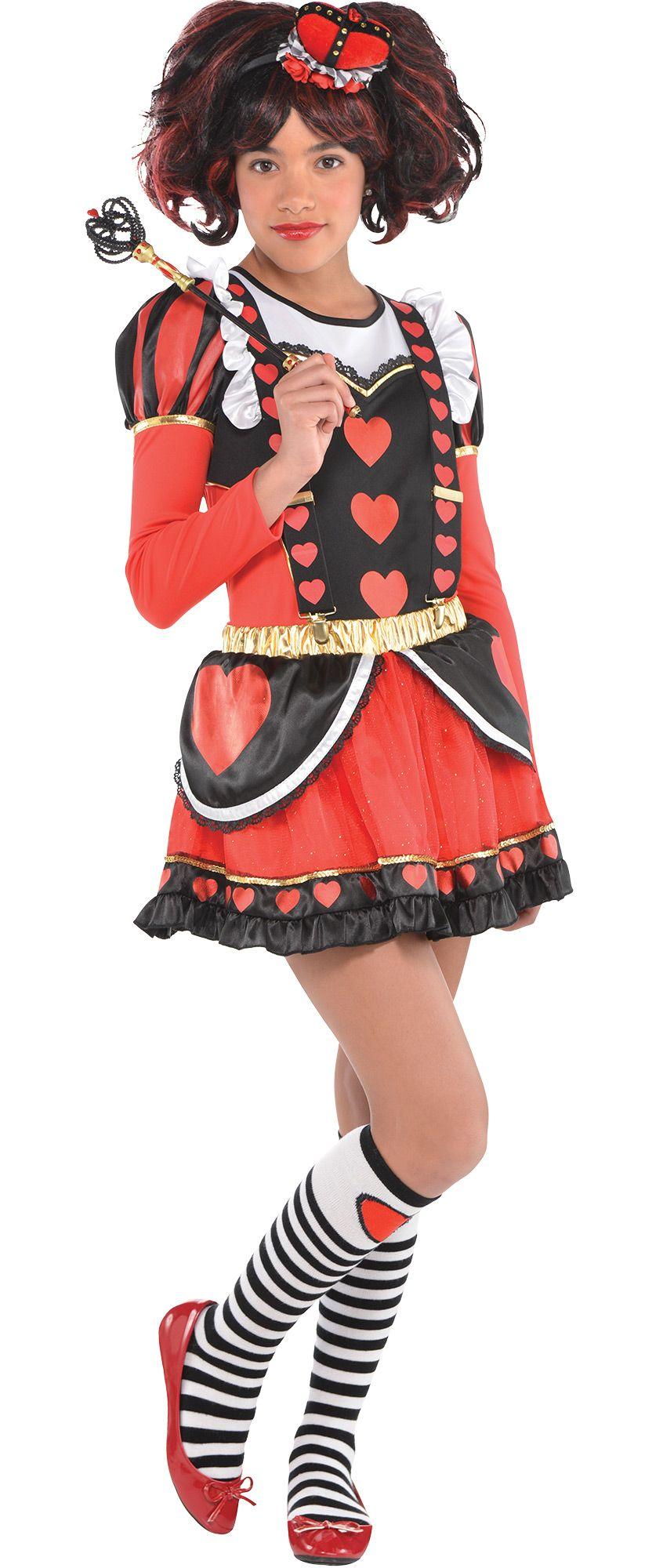 Create Your Own Look - Tween Red Queen
