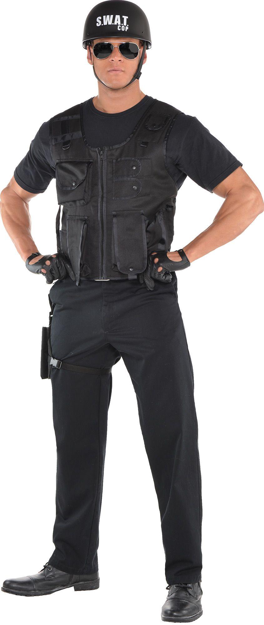 Create Your Look - Men's SWAT