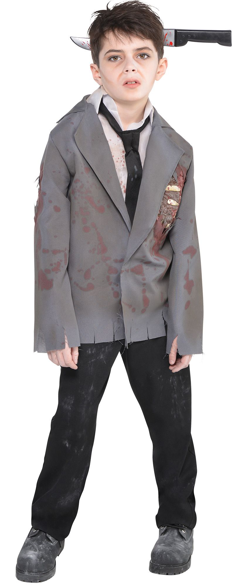 Create Your Look - Boys' Zombie