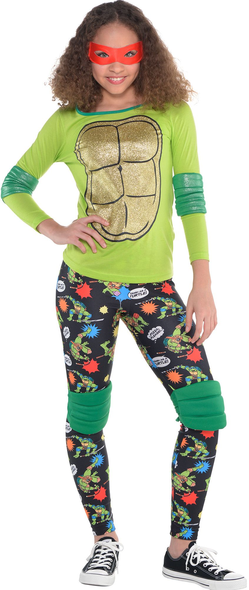 Create Your Own Look - Tween Sporty Teenage Mutant Ninja Turtles
