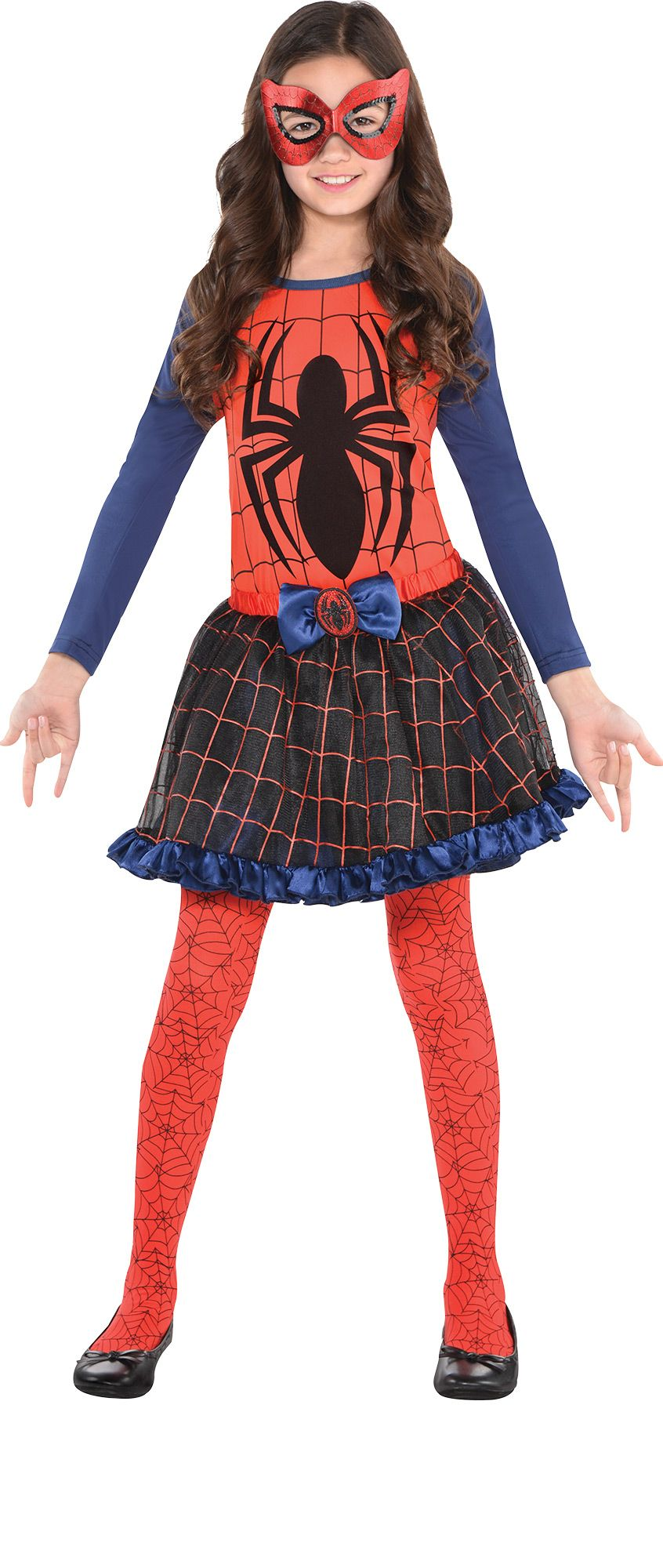 Create Your Own Look - Girls' Classic Spider-Girl