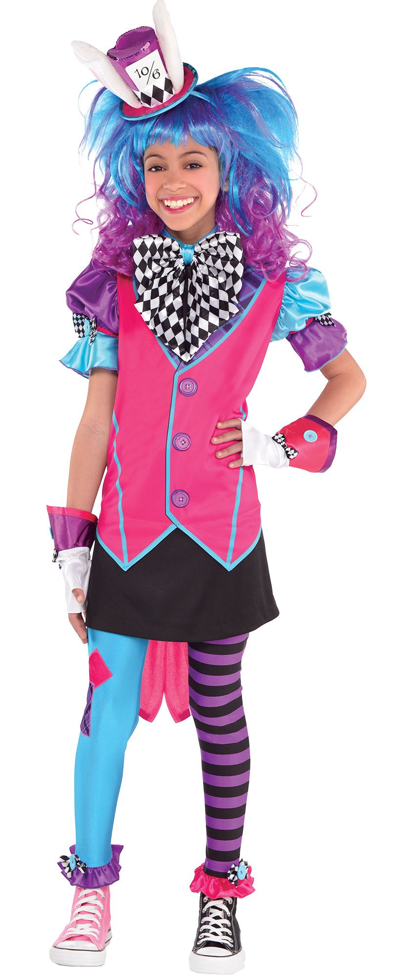Create Your Own Look - Tween Madhatter