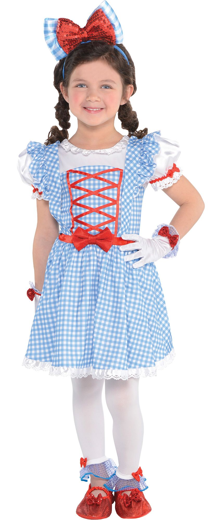 create your look girls dorothy
