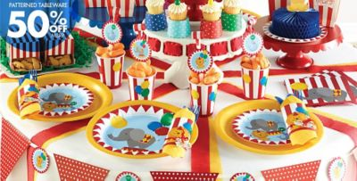 Carnival Party Supplies & Carnival Party Supplies - Carnival Theme Party | Party City