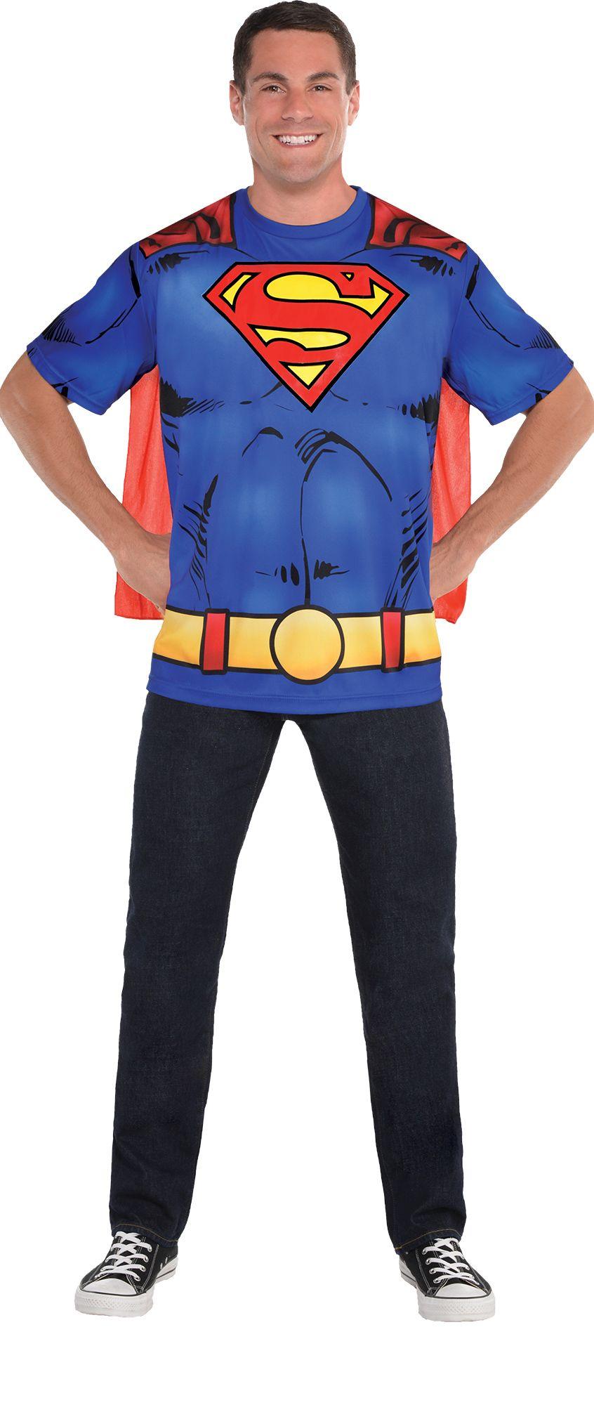 Adult Superman