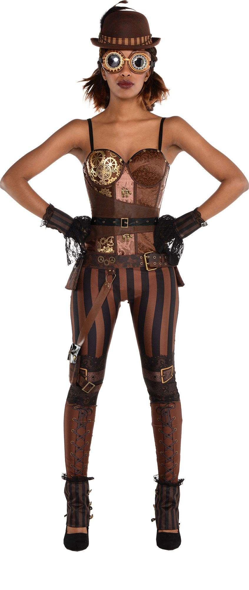 Women's Steampunk