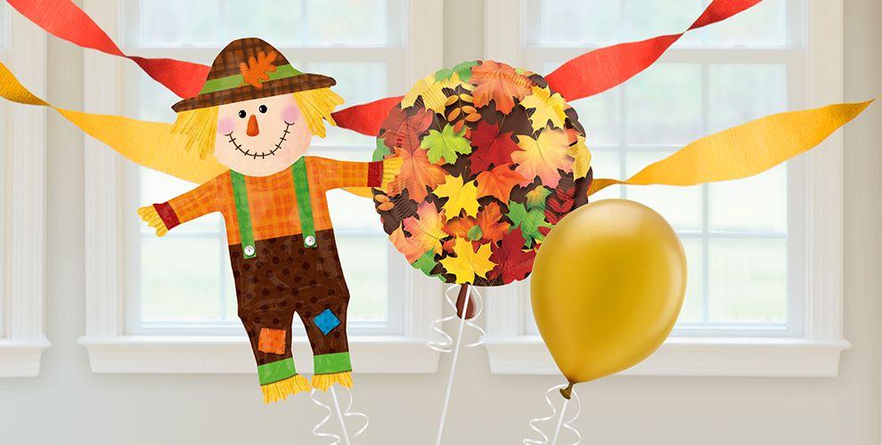 Fall Balloons