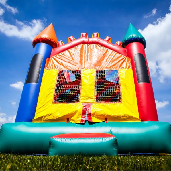 Inflatable Bounce Houses & Slides