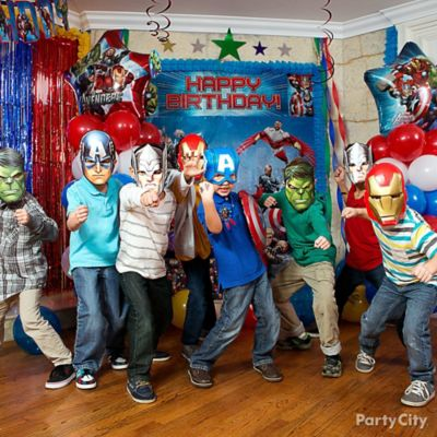 Avengers Dress Up Gear Idea Party City Party City