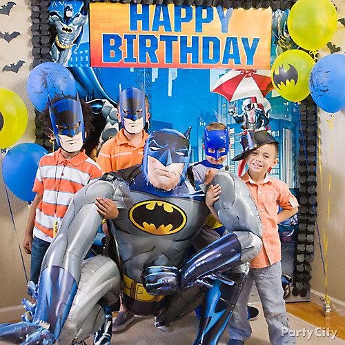 Batman Dress Up Gear Idea