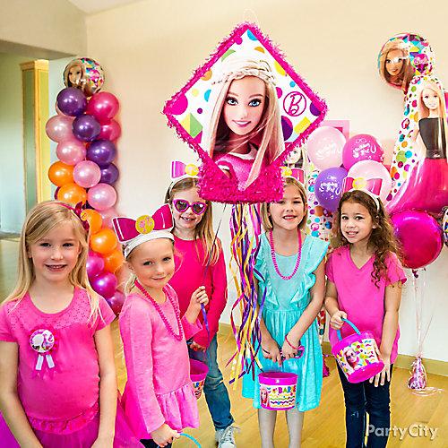 Barbie Pinata Game Idea