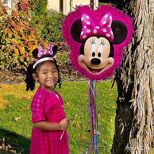 Minnie Mouse Pinata Game Idea