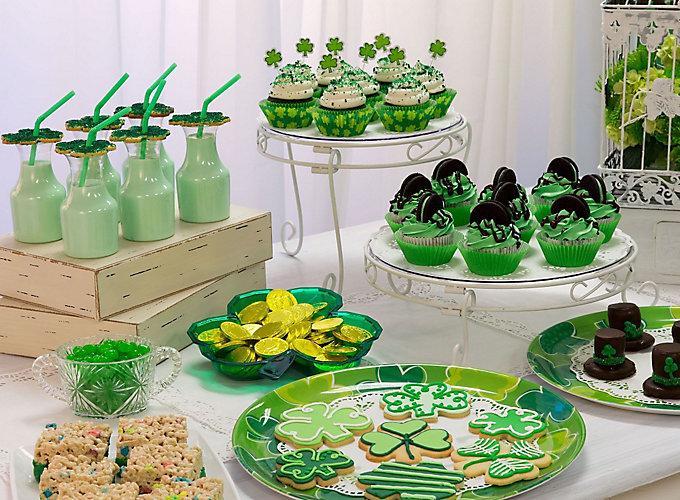 St. Patricks Day Dessert Ideas