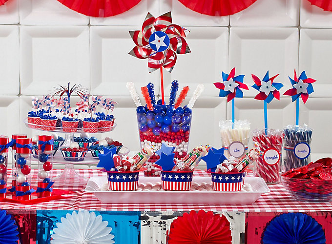 Patriotic Sweets And Treats Ideas