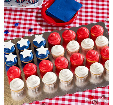 Patriotic Sweets & Treats Ideas