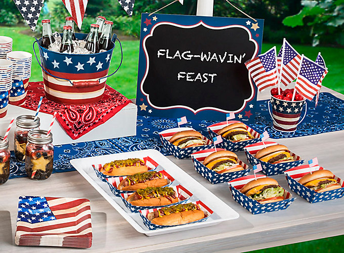 Perfect 4th Of July Food And Drink Ideas