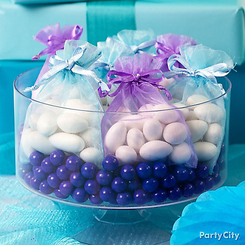 Jordan Almonds Favors Idea
